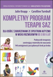 Kompletny program terapii SAZ (3-5 lat)